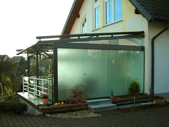 Glaserei Und Bautischlerei Tillack Wintergarten Terrassendach