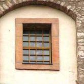 <p>Maßanfertigung Holzfenster Jacobikirche</p>