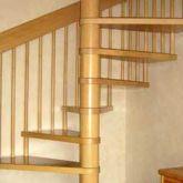 <p>Treppe mit Korkbelag</p>