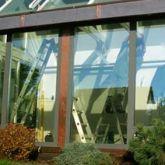 <p>Wintergarten Holz/Aluminium in Großmühlingen</p>